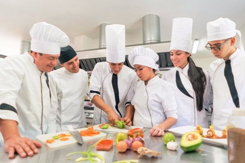 SHSM & OYAP Hospitality Programs Leading Through Nutrition Technology