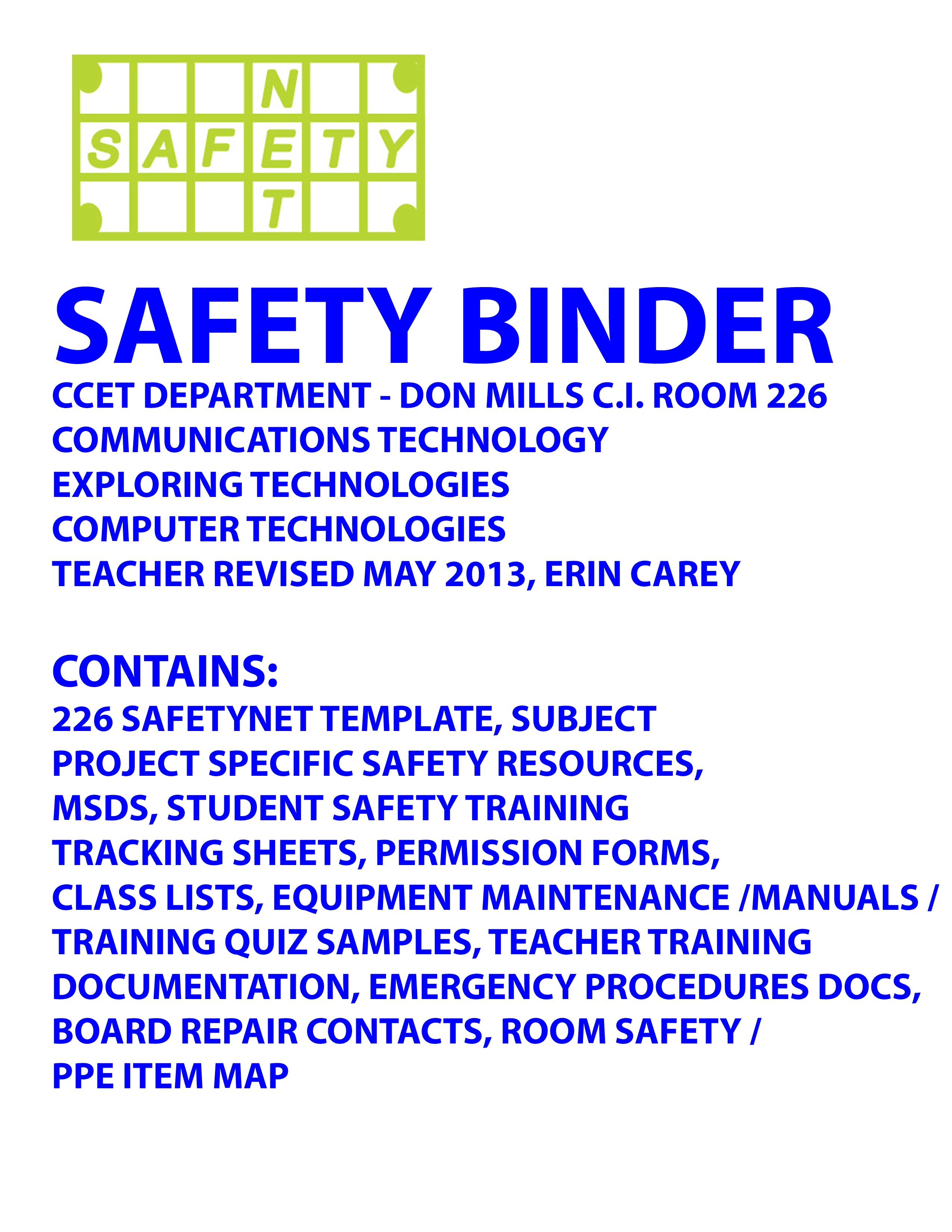Octe Safetynet Electronic Circuit Board Repair Pdf Procedures Binder Exemplar