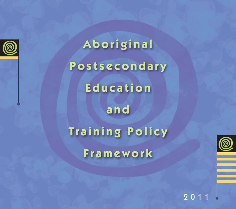 aboriginal education and training policy an introductory guide