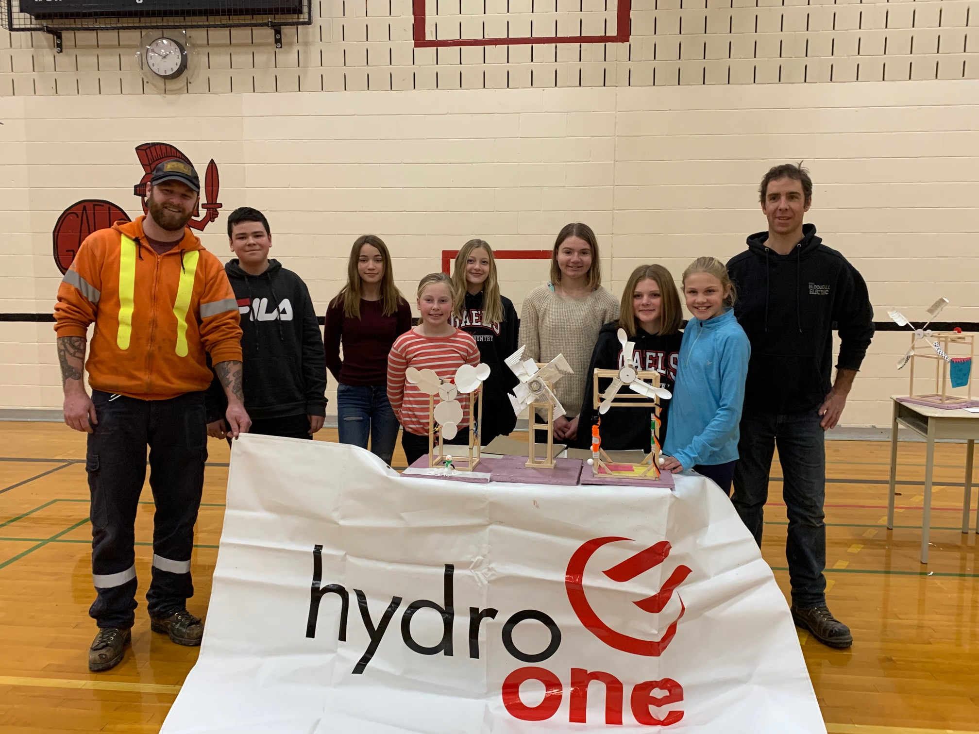 Glengarry Students Compete to Build Wind Turbines