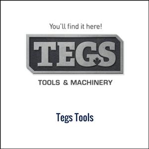 Tegs Tools Canada logo