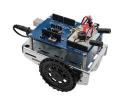 Picture of Arduino Parallax Shield Robot