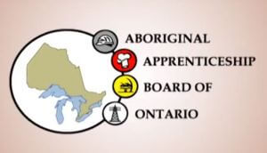 Logo of the Aboriginal Apprenticeship Board of Ontario