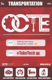 OCTE Poster Transportation