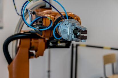 robotic tech arm
