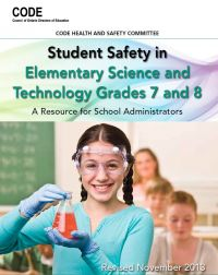 Student Safety in Elementary Science and Technology document