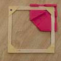 simple square frame structure