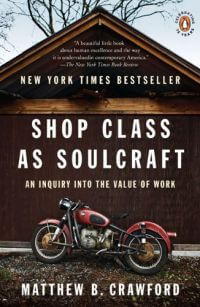 Shop Class as Soulcraft cover