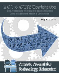 OCTE 2014 conference logo