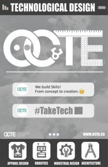 Technology poster
