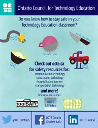 3rd Place Poster - One Stop Shop for Safety Resources 2018